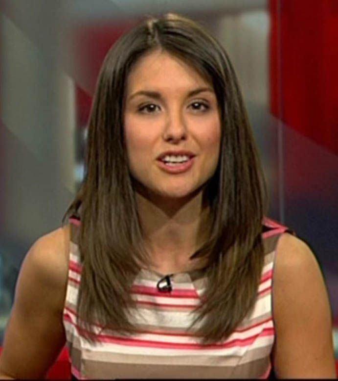 Keeley Donovan Keeley Donovan news presenter Female News and Weather