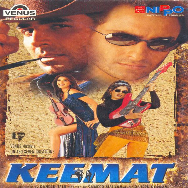 Keemat – They Are Back Keemat They Are Back 1998 Movie Mp3 Songs Bollywood Music