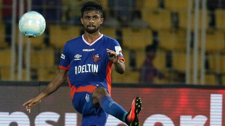 Keenan Almeida Indian Football Romeo Fernandes and Keenan Almeida risk suspensions