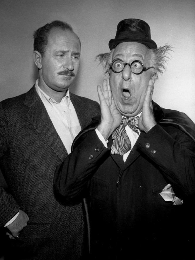 Keenan Wynn Fathers and Sons Character actor Keenan Wynn left with his famous