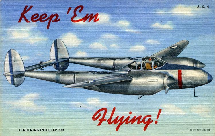 Keep 'Em Flying Keep Em Flying US Air Corps postcards Fonts In Use
