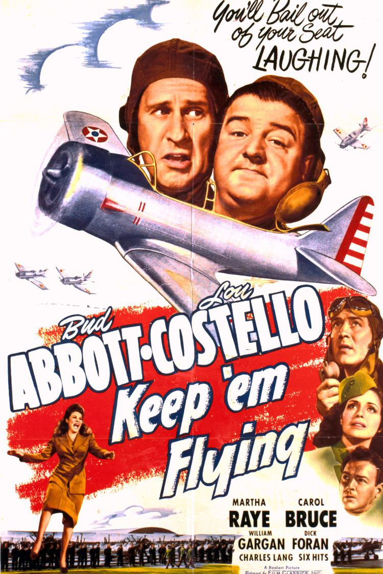 Keep 'Em Flying wwwgstaticcomtvthumbmovieposters2297p2297p
