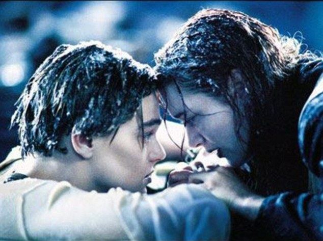 Keeping the Promise movie scenes Did he really have to die A popular internet meme points out that there was plenty of room for Jack Leonardo DiCaprio to climb on the raft with Rose