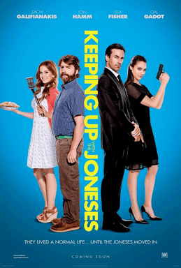 Keeping Up with the Joneses (film) Keeping Up with the Joneses film Wikipedia