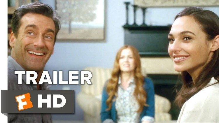 Keeping Up with the Joneses (film) Keeping Up with the Joneses Official Trailer 1 2016 Isla Fisher
