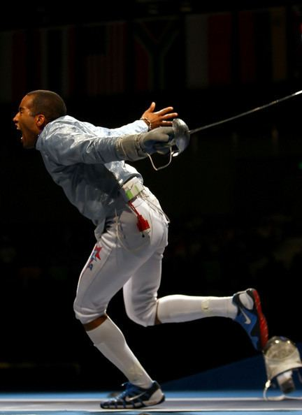 Keeth Smart Keeth Smart Pictures Olympics Day 9 Fencing Zimbio