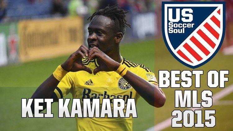 Kei Kamara Kei Kamara Skills Goals Highlights MLS 2015 US Soccer Soul