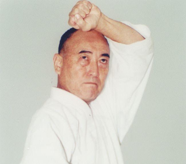 Keigo Abe Shotokan Karate Magazine Keigo Abe