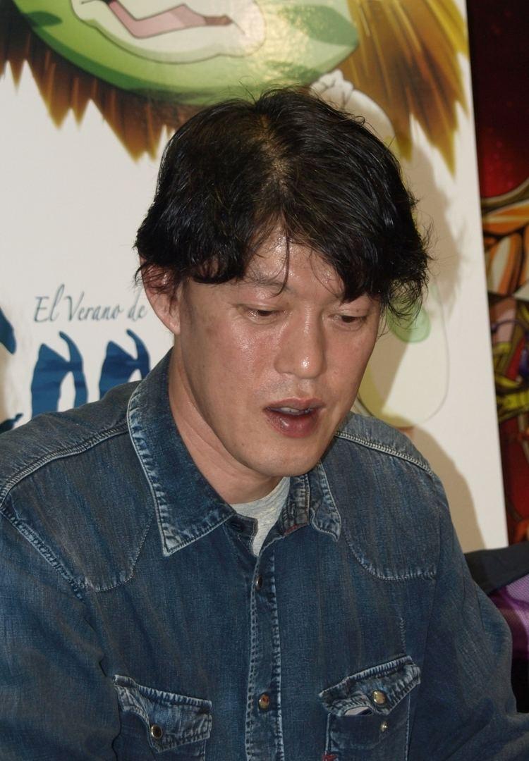 Keiichi Hara FileKeiichi Hara Saln del Manga 2011 002jpg
