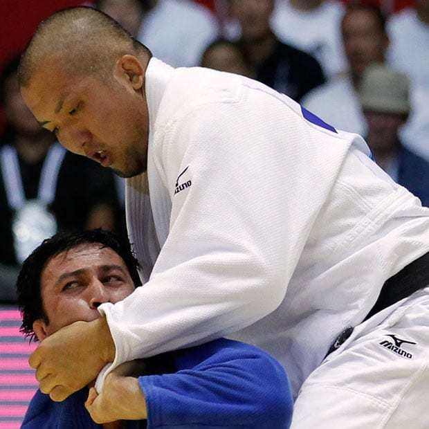 Keiji Suzuki The 2010 World Judo Championships in Tokyo in pictures