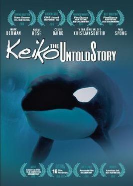Keiko: The Untold Story movie poster