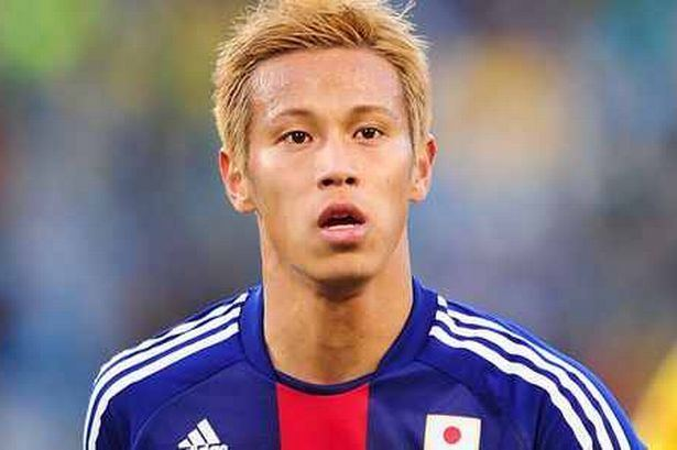 Keisuke Honda Everton FC ponder move for Keisuke Honda Liverpool Echo