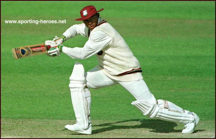Keith Arthurton Test Record West Indies