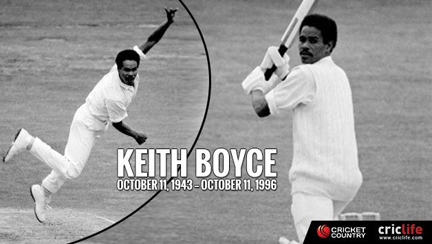 Keith Boyce 14 facts about the exceptional West Indian allrounder