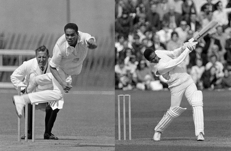 Keith Boyce An exceptional allrounder and natural athlete