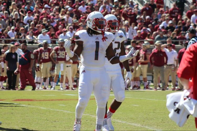 Keith Brown (American football) Keith Brown Transfers From Louisville The Crunch Zone