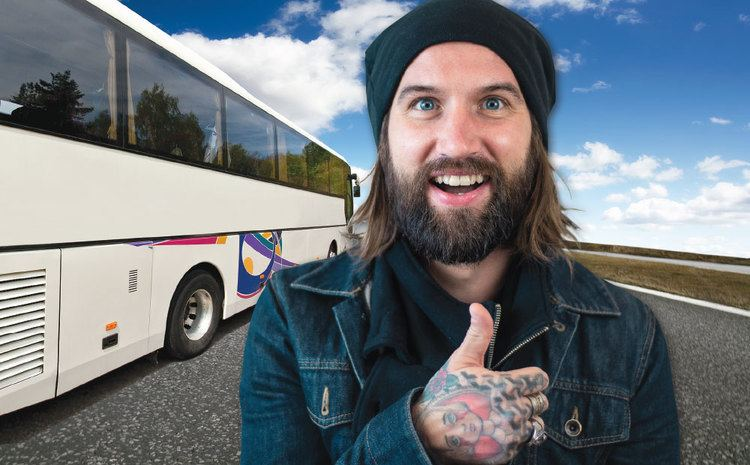 Keith Buckley Keith Buckley Every Time I Die on The Jasta Show Kill