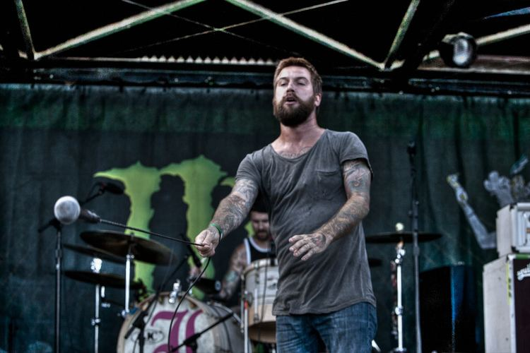 Keith Buckley Keith Buckley of Every Time I Die Flickr Photo Sharing