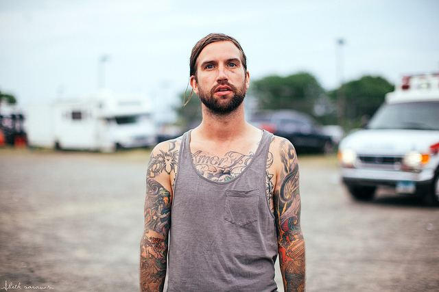 Keith Buckley EVERY TIME I DIE39s Keith Buckley Penning Semi