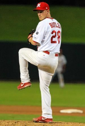 Keith Butler (baseball) Keith Butler Stats Highlights Bio MiLBcom Stats The Official