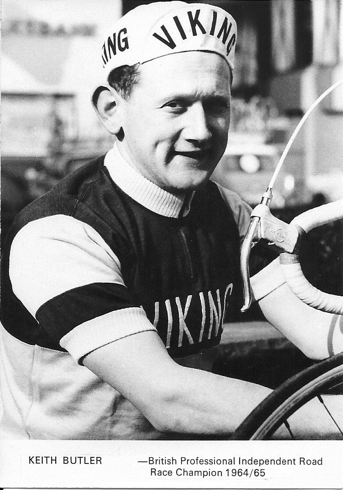 Keith Butler (cyclist) Keith Butler