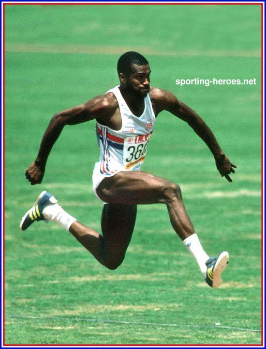Keith Connor Keith CONNOR Triple jump Championship Record 197884 Great Britain