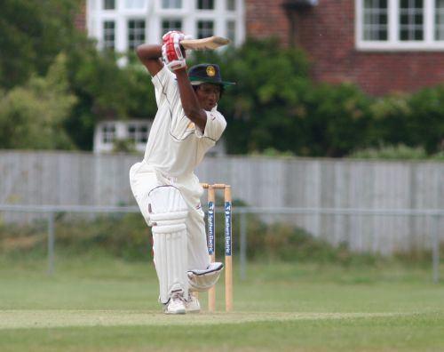 Keith Dabengwa (Cricketer) family