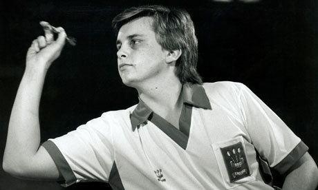 Keith Deller The Joy of Six darts Scott Murray Sport The Guardian