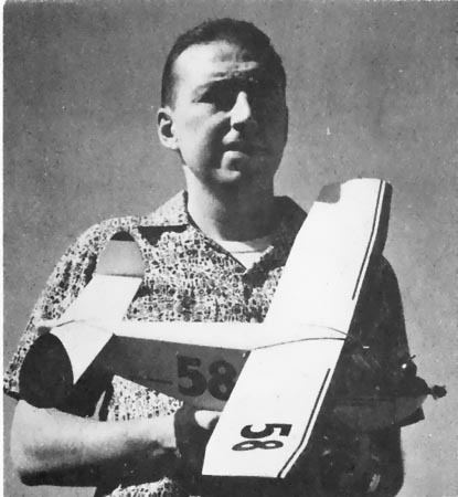 Keith Laumer Keith Laumer page of Model Plane Designs