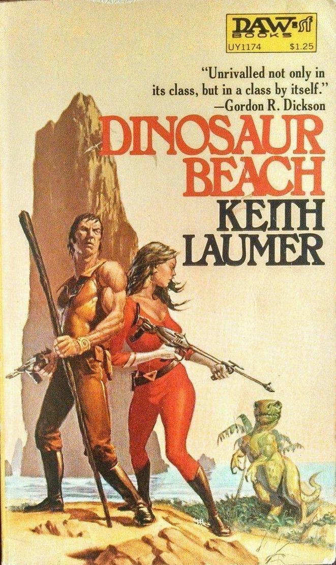 Keith Laumer Black Gate Blog Archive Vintage Treasures Dinosaur
