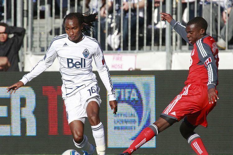 Keith Makubuya Toronto FC Top 31 Countdown Number 29 Keith Makubuya Waking The Red