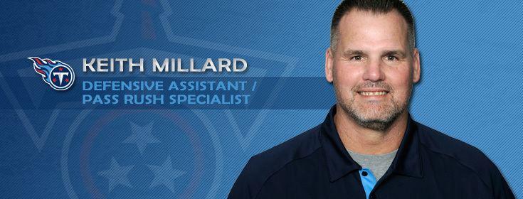 Keith Millard Tennessee Titans Keith Millard