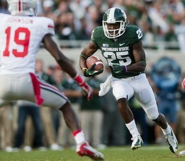 Keith Mumphery Michigan State39s wide receiver picture becomes clearer as