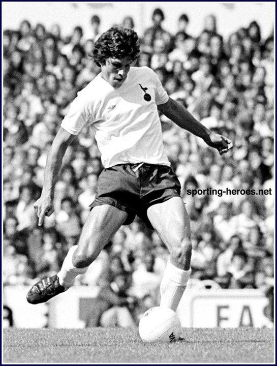 Keith Osgood Keith OSGOOD League appearances for Spurs Tottenham Hotspur FC