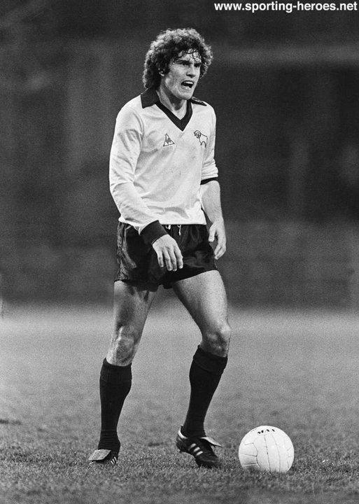 Keith Osgood Keith OSGOOD League appearances Derby County FC