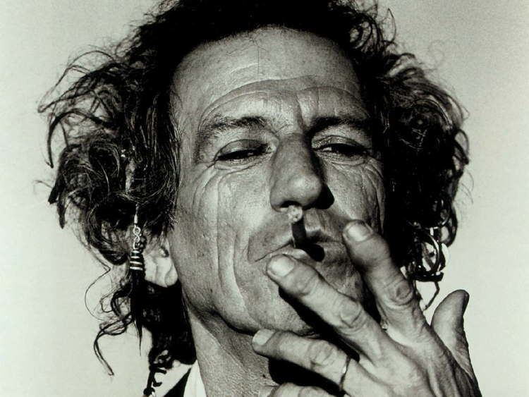 Keith Richards Griffin Theatre Who the hell is Keith Richards