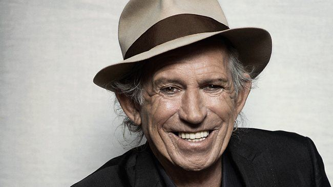 Keith Richards Under the Hood Keith Richards on Songwriting TheBluesMobile