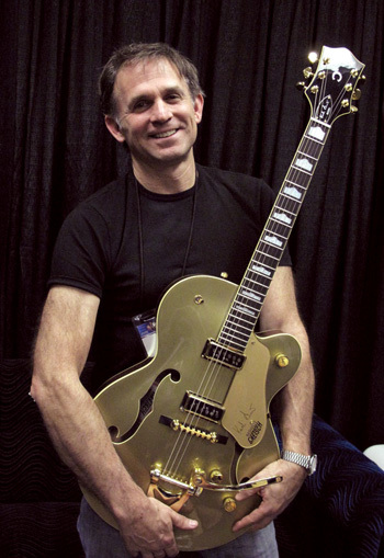 Keith Scott (musician) The Muse and the Guitarists That Spark It