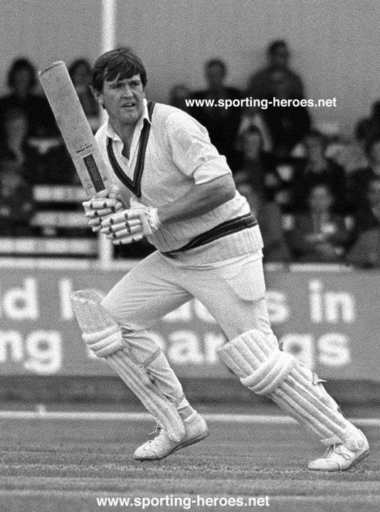 Keith Stackpole (Cricketer) in the past