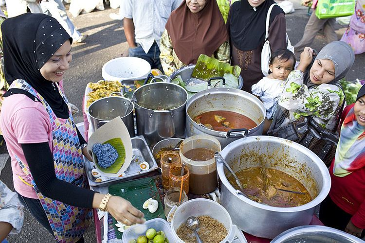 Kelantan Cuisine of Kelantan, Popular Food of Kelantan