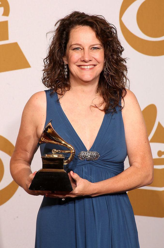 Kelly Carlin Kelly Carlin Photos 51st Annual Grammy Awards Press