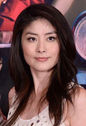 Kelly Chen Kelly Chen scarred on forehead Asianpopnews