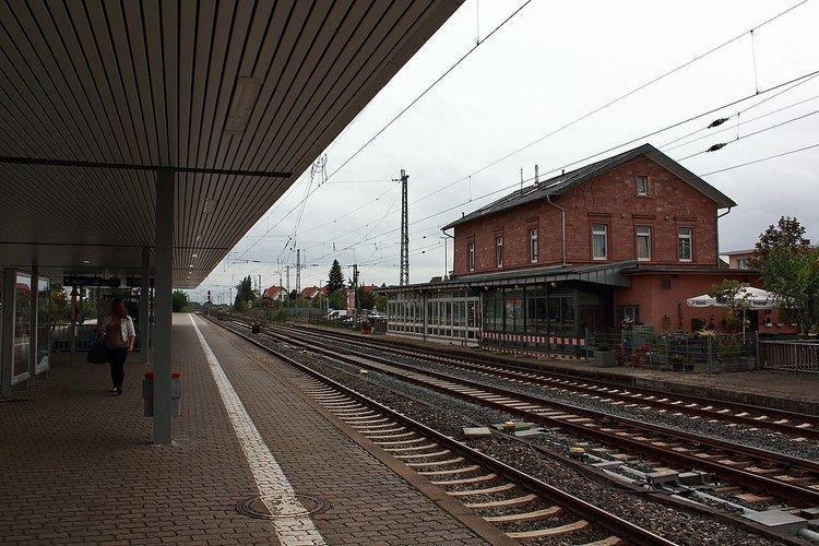 Kelsterbach station