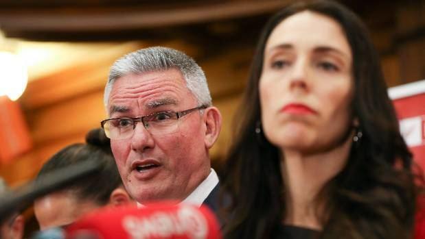 Kelvin Davis (businessman) Kelvin Davis promotion to deputy leader will appeal to both Maori