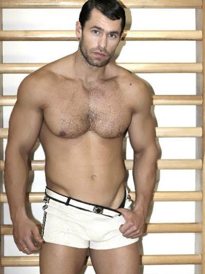 Kelvin Fletcher Kelvin Fletcher for Attitude Magazine Fitnes