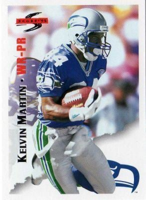 Kelvin Martin (American football) SEATTLE SEAHAWKS Kelvin Martin 149 SCORE 95 American Football NFL