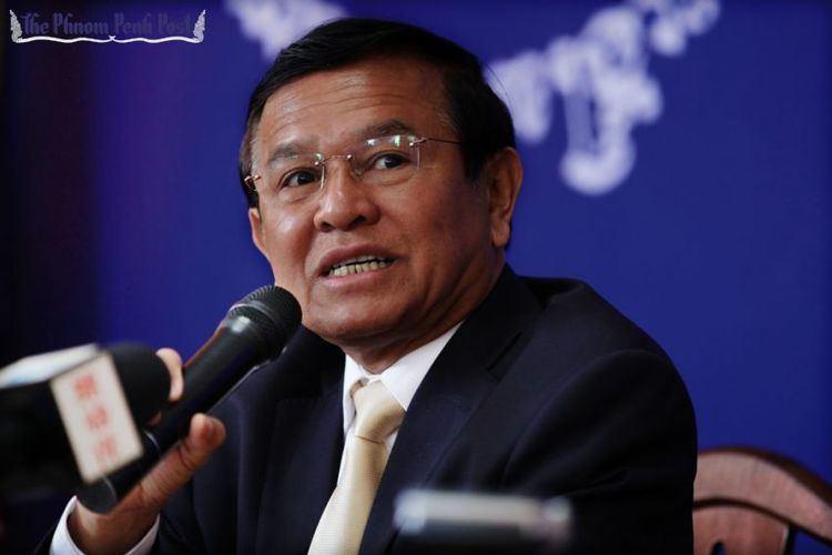 Kem Sokha Khmerization Kem Sokha given 21 advisers
