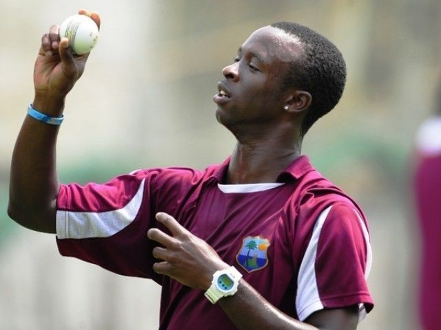 Kemar Roach West Indies Bowler Profile and Wallpapers Cricket Stars
