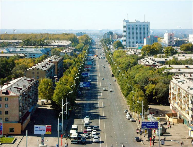 Kemerovo in the past, History of Kemerovo