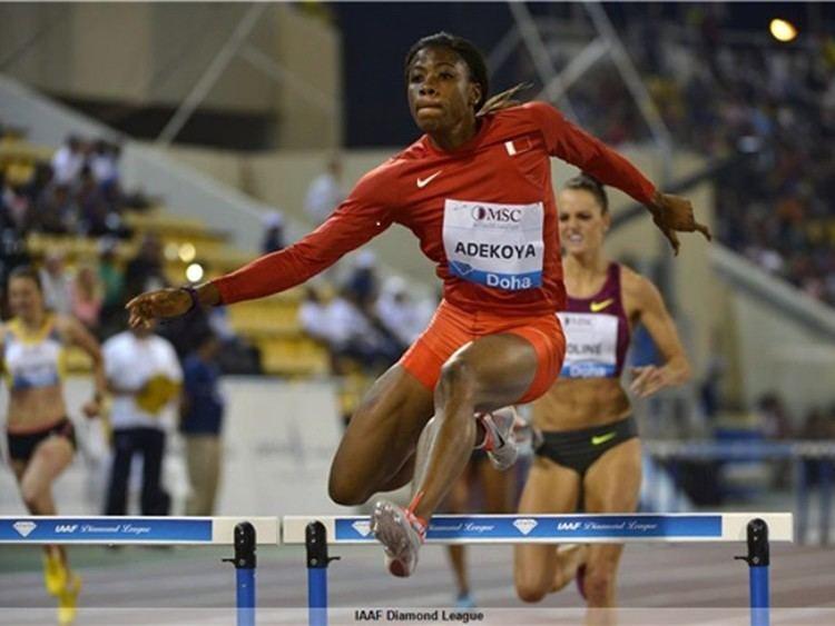 Kemi Adekoya The curious case of Kemi Adekoya in Bahraini colours AthleticsAfrica